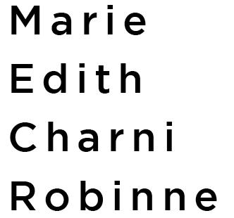 Marie-Edith Charni Robinne